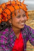 Burma 2012 - Ung pige