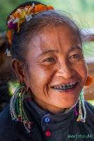 Burma 2012 - stammekvinde