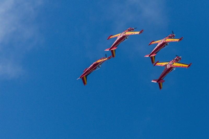 Formationsflyvning