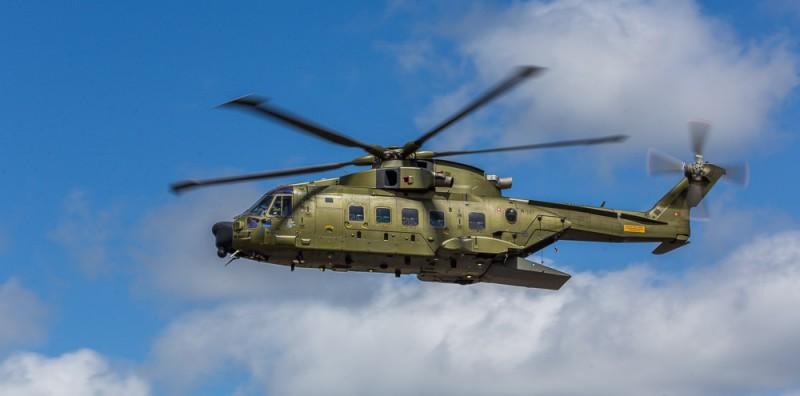 EH101 Helikopter