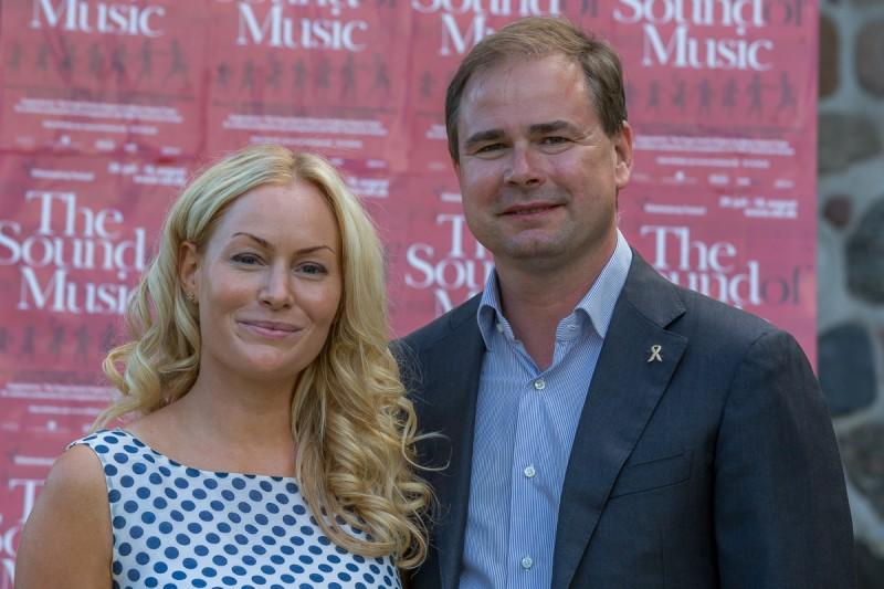 Karen Lund og Nicolai Wammen