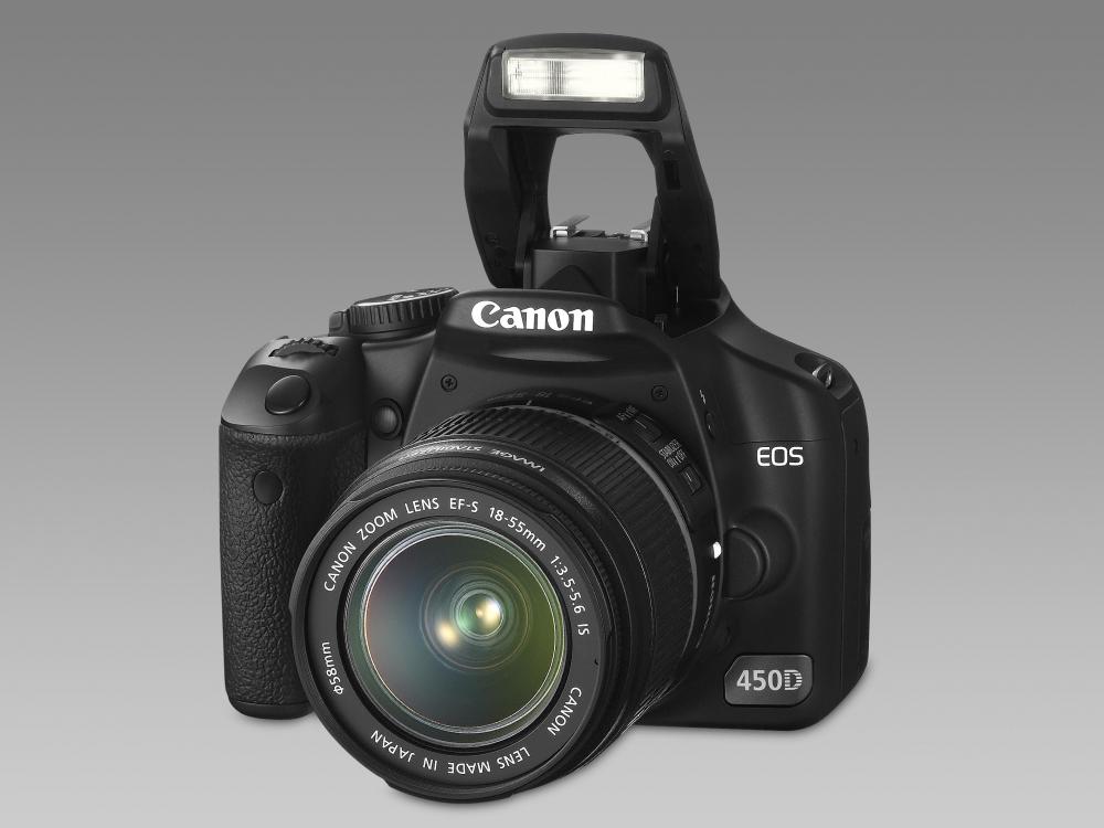 kamera 450D