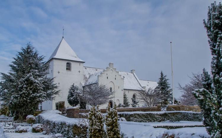 1011 Kolt kirke sne-IMG_6080