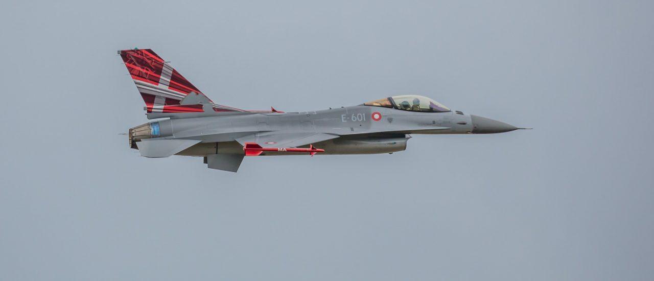 Danish Airshow 2018
